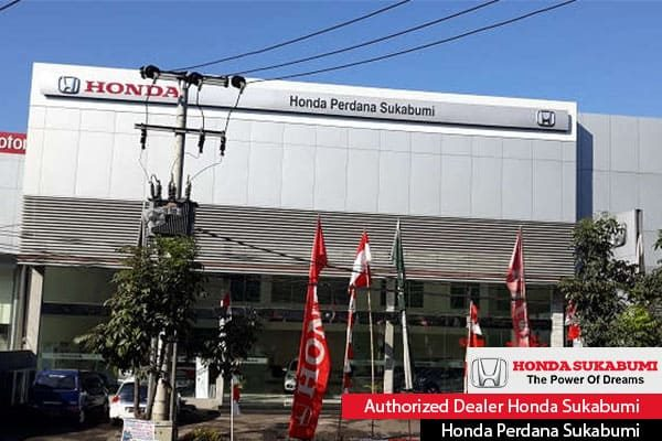 authorized dealer honda sukabumi - honda perdana sukabumi